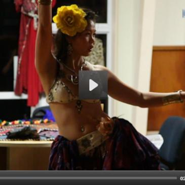 Belly dancing brings fulfilment