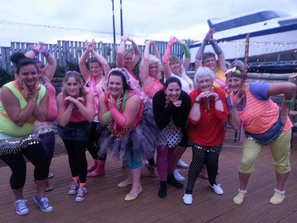 Marise hen party 21Feb2015